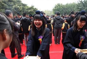 探訪東莞臺商子弟學校的中華文化教育