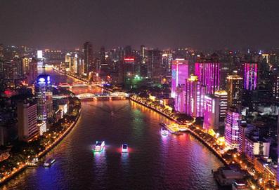 【廣州亞洲美食節】燈光遇上美食 珠江畔視聽盛宴來襲