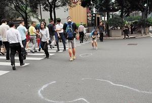 廣州一司機直鏟斑馬線撞傷13人:網友肆意人肉逾規逾矩