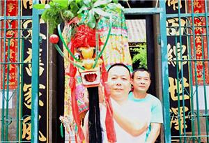 車陂龍舟採青迎端午 體驗最廣味的龍舟文化