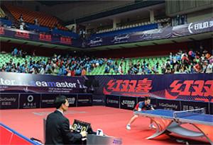 中國乒乓球公開賽5月28日在深圳寶安體育館開幕