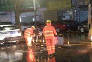 廣東強降水將持續至月底 局部地區有暴雨到大暴雨