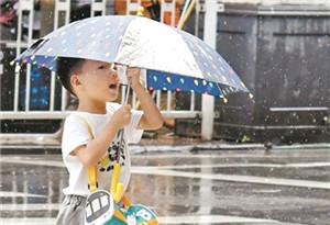 廣州今起強降雨來襲