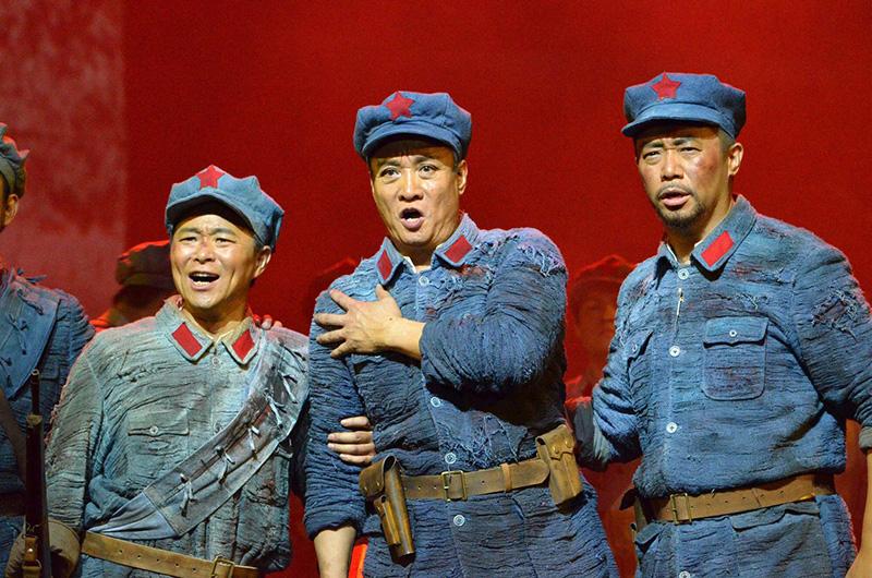 國家大劇院原創歌劇《長徵》將登陸羊城