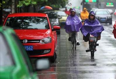 未來幾天廣東省強降水持續