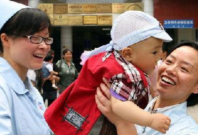 急救專家:家有嬰幼兒,家庭急救知識少不了!