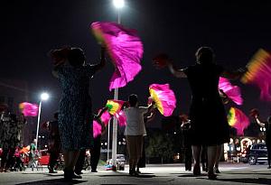 廣場舞公益推廣活動推進至南粵