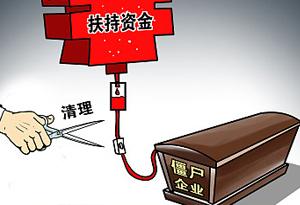"""廣東高院出臺全國首個""""僵屍企業""""司法處置工作指引"""