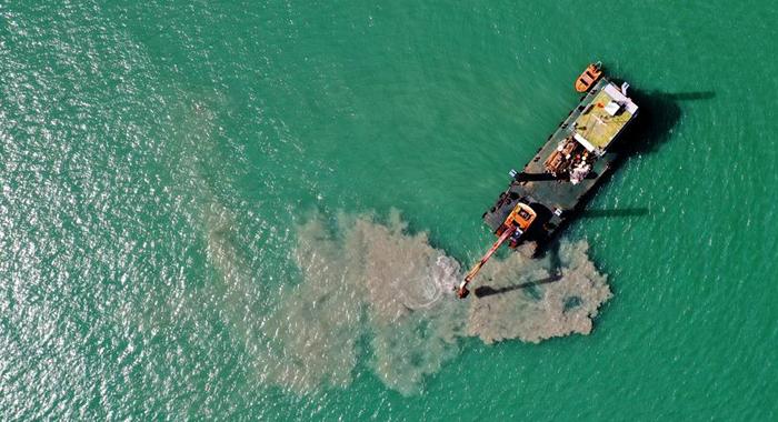 海南和我國大陸第二條海底電力通道建成投運