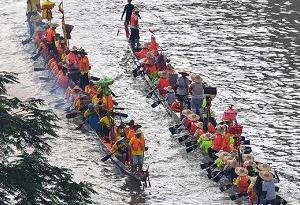 2019年廣州國際龍舟邀請賽將于6月15日舉行