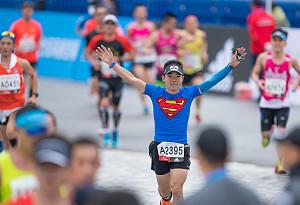 廣州馬拉松賽再獲國際田聯金標賽事稱號