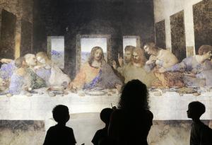 《達•芬奇的藝術:不可能的相遇》展覽在廣州舉行