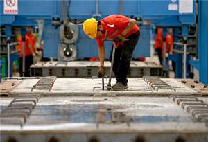 我國高鐵軌道板自動檢測技術達到國際先進水平