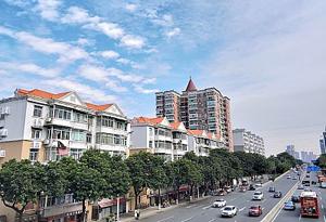 廣東:又見白雲藍天 暴雨防汛應急響應解除