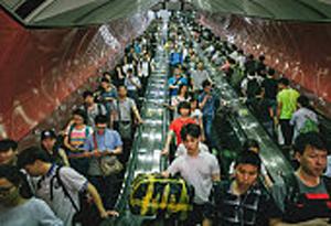 廣州地鐵2035年將銜接佛山、東莞、清遠、中山