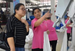 天天洗衣通過國家級服務業標準化試點單位驗收