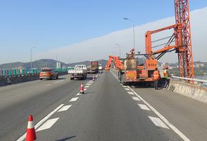 虎門大橋6月19日至20日夜間東莞方向全封閉交通管制