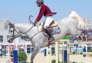 全國馬術三項賽錦標賽收官 廣東隊獲團體冠軍