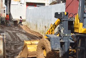 河源全力推進災後復産重建