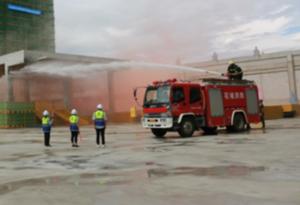 廣州市舉辦應急救援演練暨現場觀摩交流會