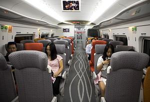 廣深港高鐵香港段通車至今已接載逾1400萬人次旅客出入香港