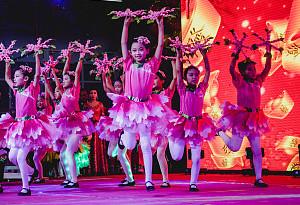 首屆粵港澳大灣區文化藝術節在廣州開幕