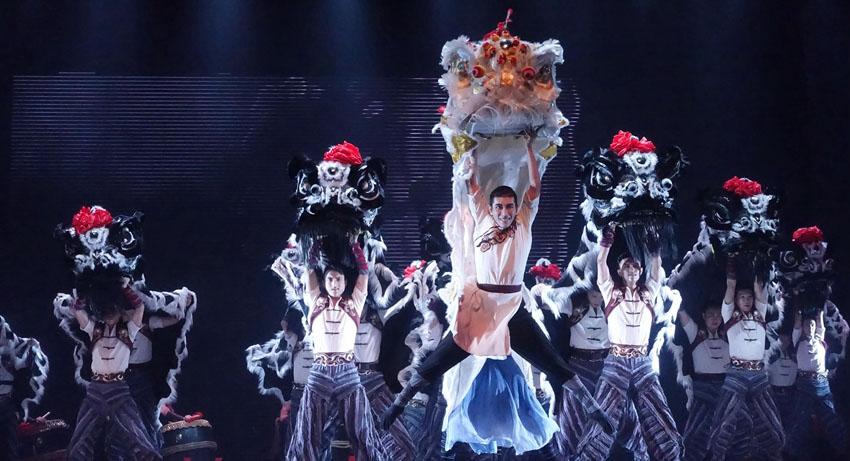 首屆粵港澳大灣區文化藝術節國際舞蹈季開幕