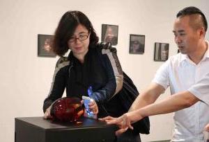 粵港澳大灣區美術作品展在廣州開幕