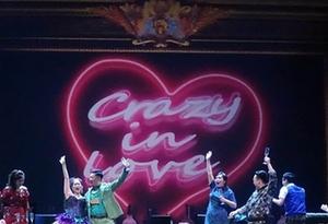 情景歌劇音樂會《Crazy in Love為愛瘋狂》廣州首演