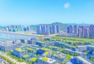 澳門企業在珠海橫琴建國際化物流中心