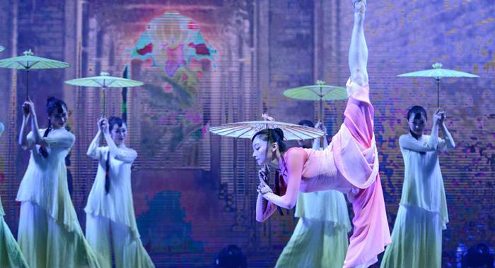 多圖來襲 粵港澳大灣區文化藝術節藝術精品巡演