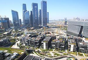深圳蛇口打造特色熟人精品社區