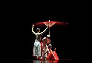舞蹈藝術盛會——第三屆深圳舞蹈月將于13日開幕