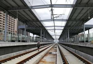 穗莞深城際鐵路靜態驗收穩步推進