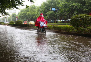 南方強降雨來勢洶洶 中國氣象局啟動四級應急響應