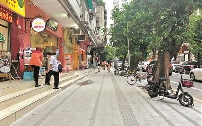 廣州背街小巷迎升級改造 老城出行最後一公裏更好走
