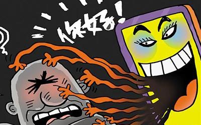 騷擾電話瘋狂擾人 到底是誰放縱惡魔