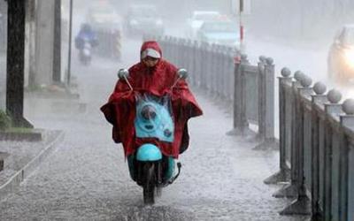 今明兩天廣東多地有強降水 請注意防禦!