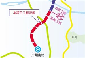 南站快速通道擬2022年竣工
