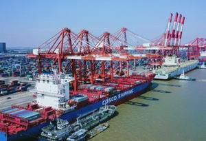 南沙港區發布集裝箱碼頭作業時限標準