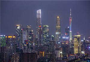 廣州投入數千億元發展戰略性新興産業項目