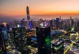 深圳經濟行穩致遠不斷前行