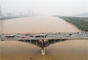 水利部發布洪水黃色預警 10省區須注意防范