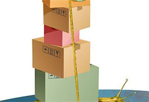 快遞包裝治理每年可減少一次性塑料編織袋超2億條
