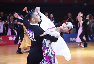 """""""禪城杯""""第17屆全國青少年體育舞蹈錦標賽開幕"""