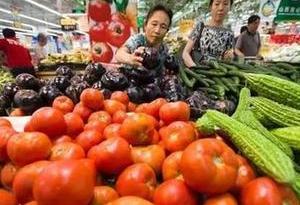肉價持續上漲 水果漲勢趨緩——農業農村部有關負責人解讀農産品價格熱點問題