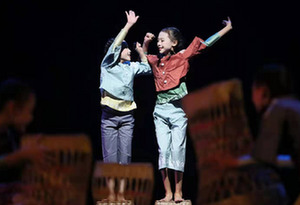 第二屆深圳青少年舞蹈比賽優秀作品展演暨頒獎典禮啟幕