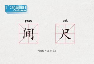 """廣東話百科:間尺(""""間尺""""是什麼?)"""