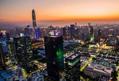 深圳上半年日均新設企業超千戶