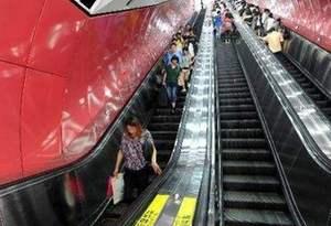 廣州地鐵上半年安全運客15.7億人次